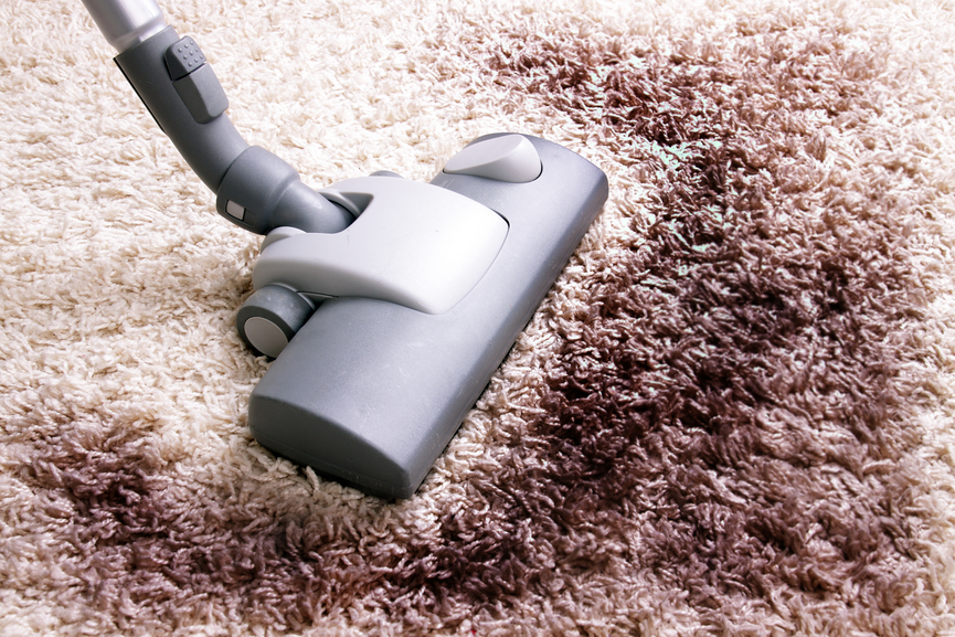 special stain carpet removal